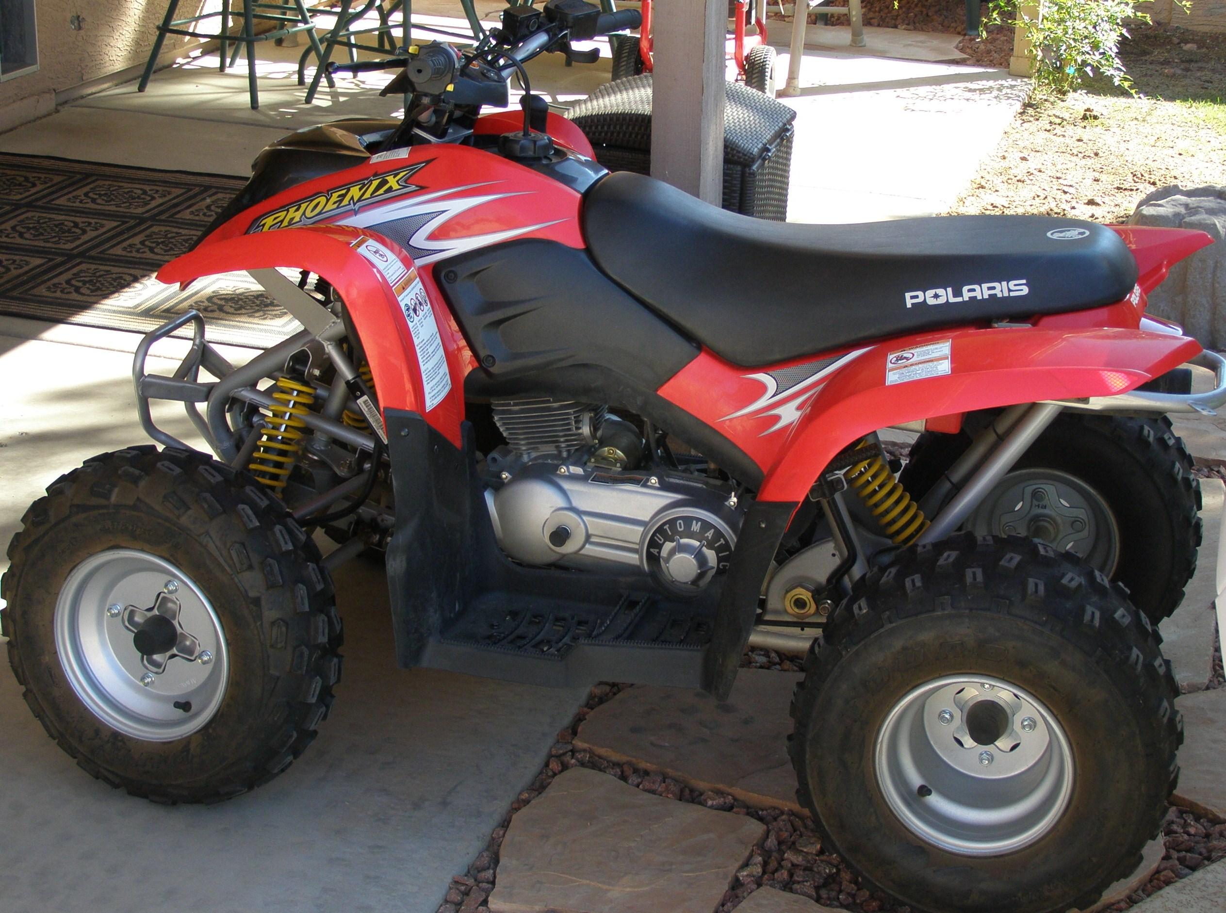 2006 200 Polaris Phoenix - Yamaha Rhino Forum