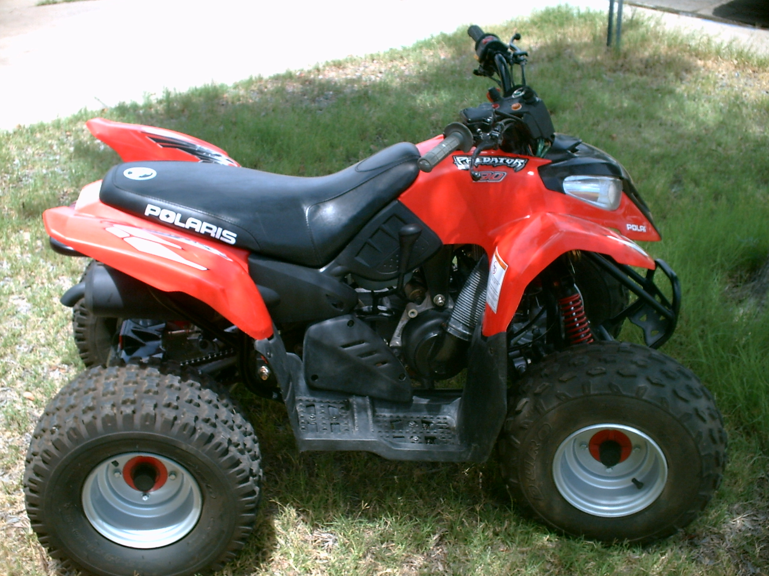 Quad Polaris Predator 90 Occasion