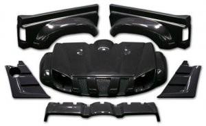Fiberglass wide body install? - Yamaha Rhino Forum - Rhino Forums net