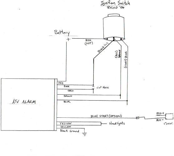 2009 Yamaha Rhino Wiring Diagram - Well Detailed Wiring Diagrams •