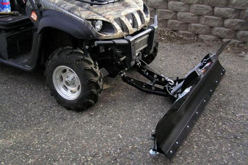 Comparing snow plows that front mount yamaha rhino forum rhino click image for larger version name american eagle plowg views publicscrutiny Image collections