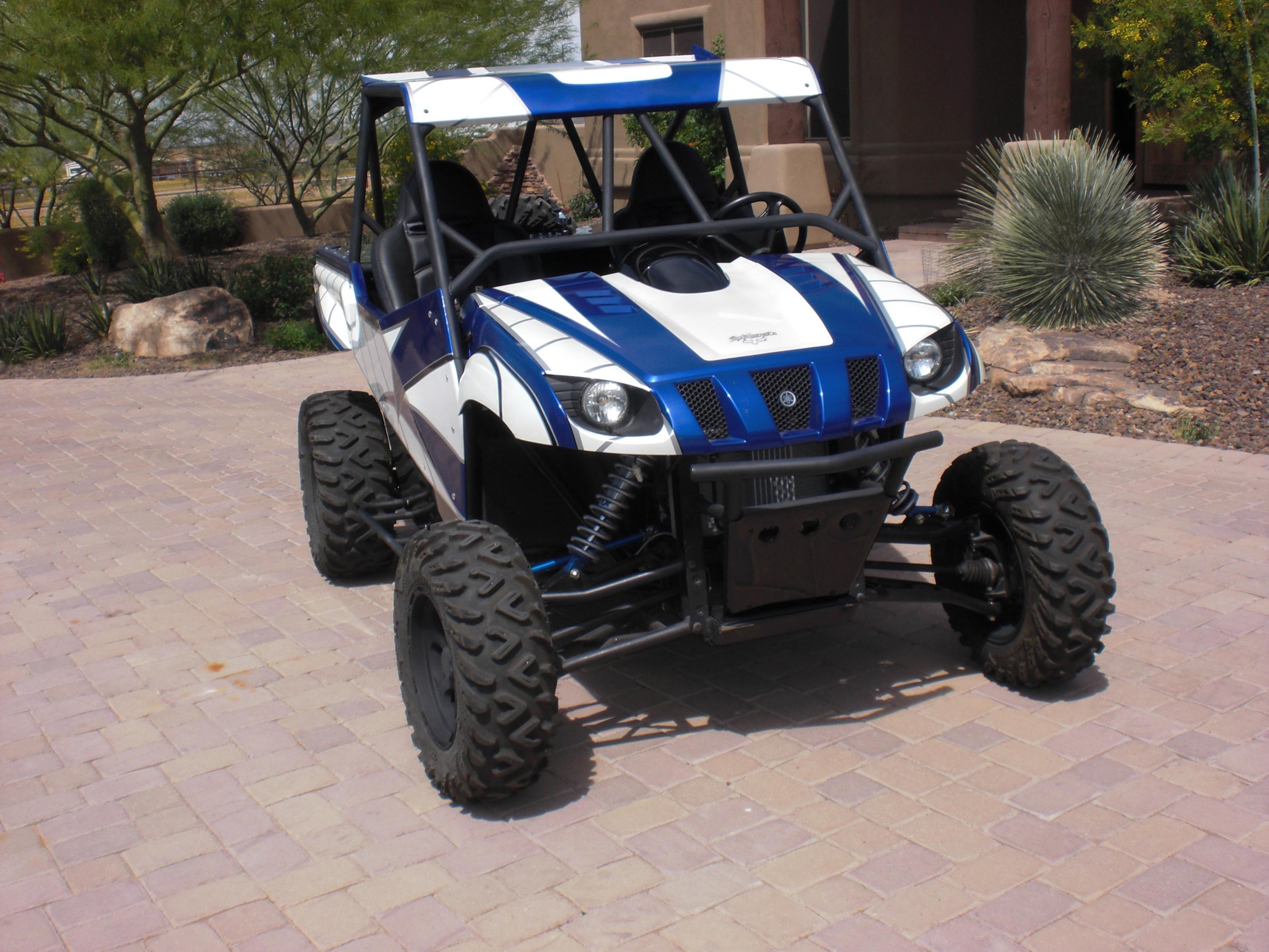 Custom 2 Seat Race Or Play Yamaha Rhino Forum