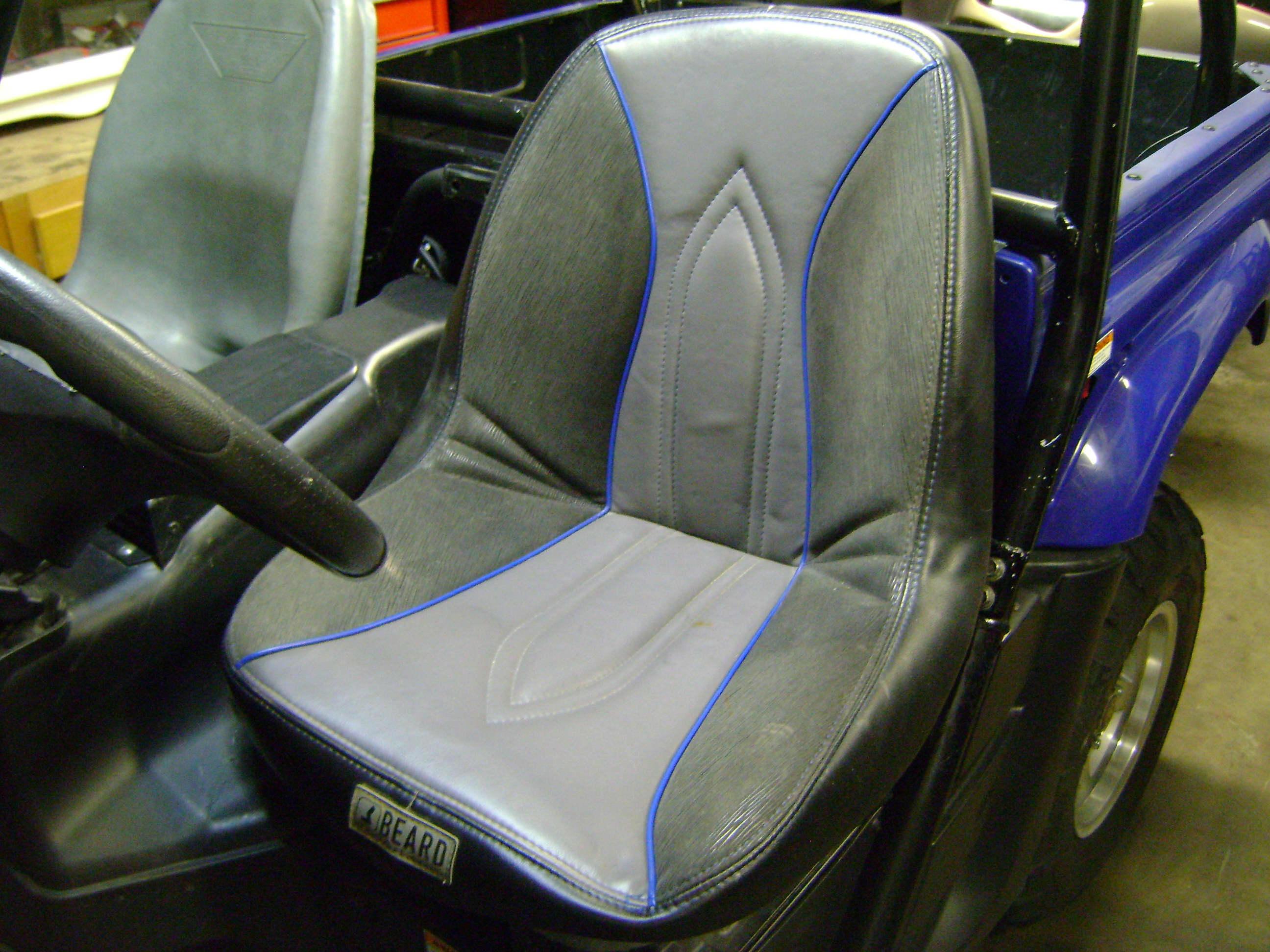 Beard Rhino Seat Covers