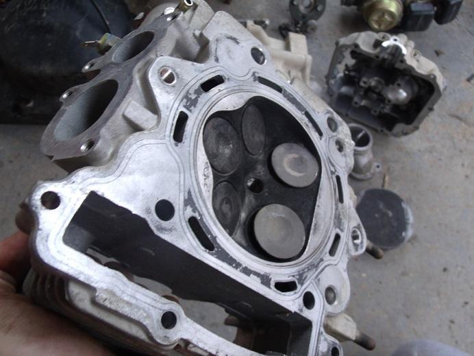 Rhino 660 Engine in pieces - Help - Yamaha Rhino Forum