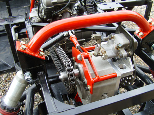 Who's doing a engine swap? Post your pics  - Yamaha Rhino