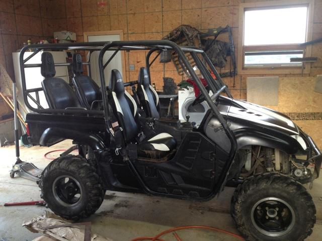 2015 Yamaha Rhino Four Seater | Autos Post