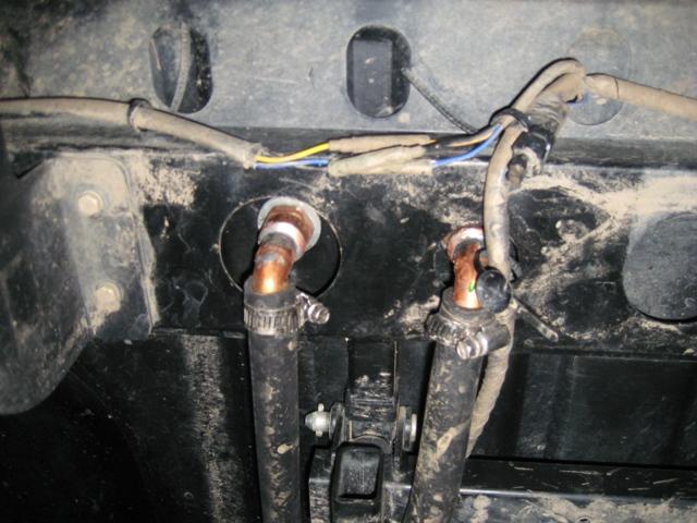 Heater Under Bench Seat Yamaha Rhino Forum Rhino