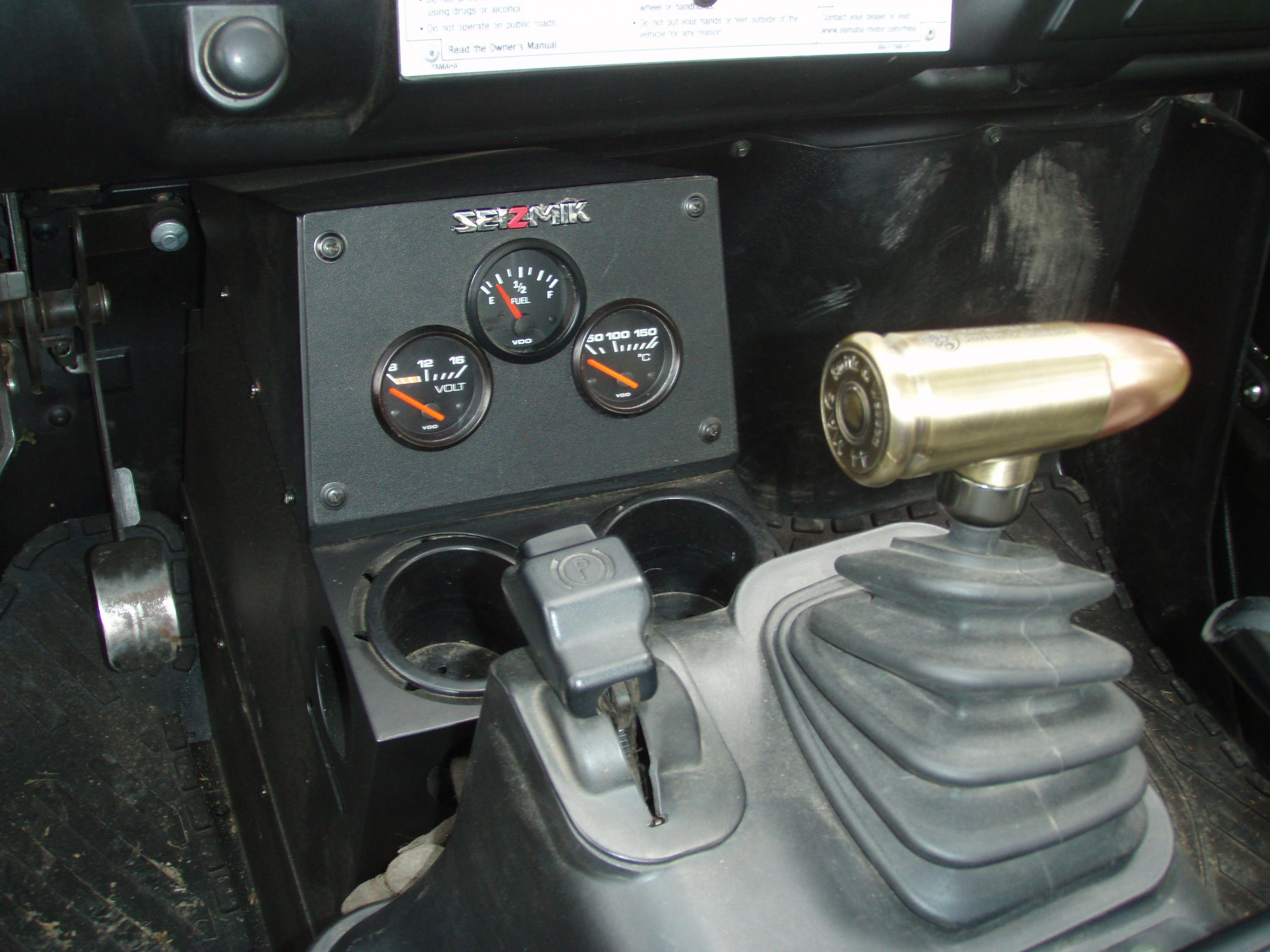 shifter knob ideas Yamaha Rhino Forum Rhino Forums