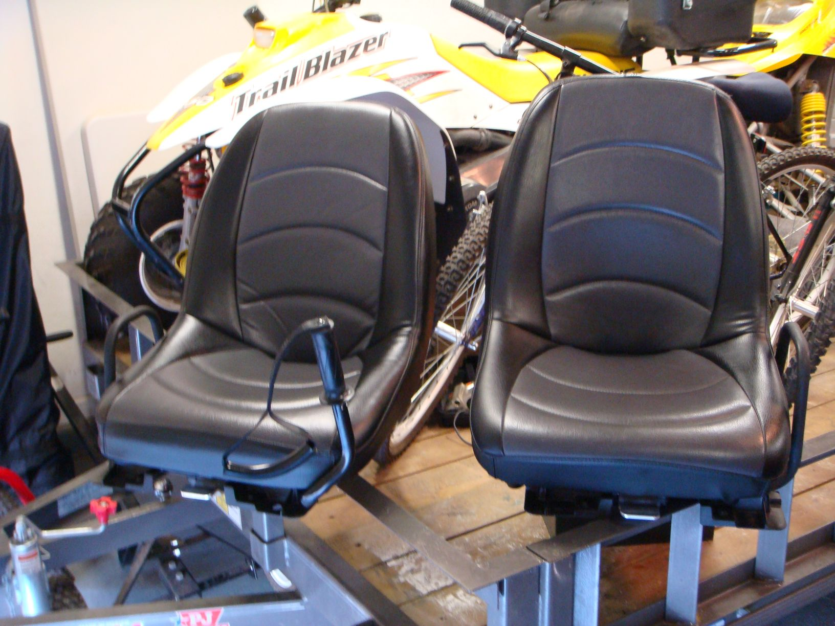 Renegade Seats Front Seat Covers 150 Yamaha Rhino