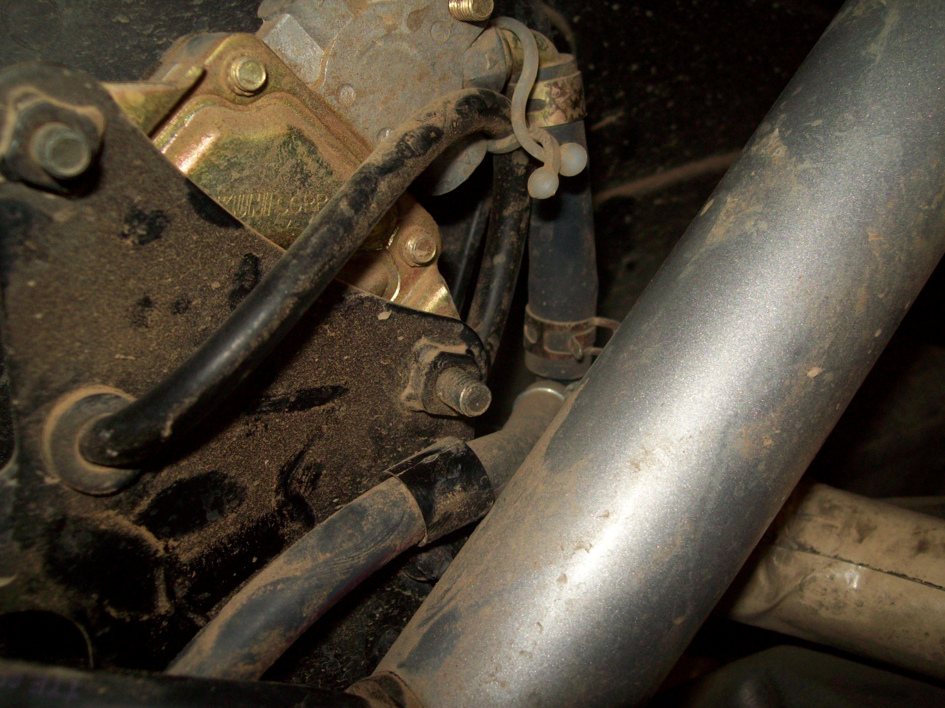 Fuel Filter Pump Questions Yamaha Rhino Forum Forumsnet 660 Click Image For Larger Version Name Picture 075 Views 1161 Size