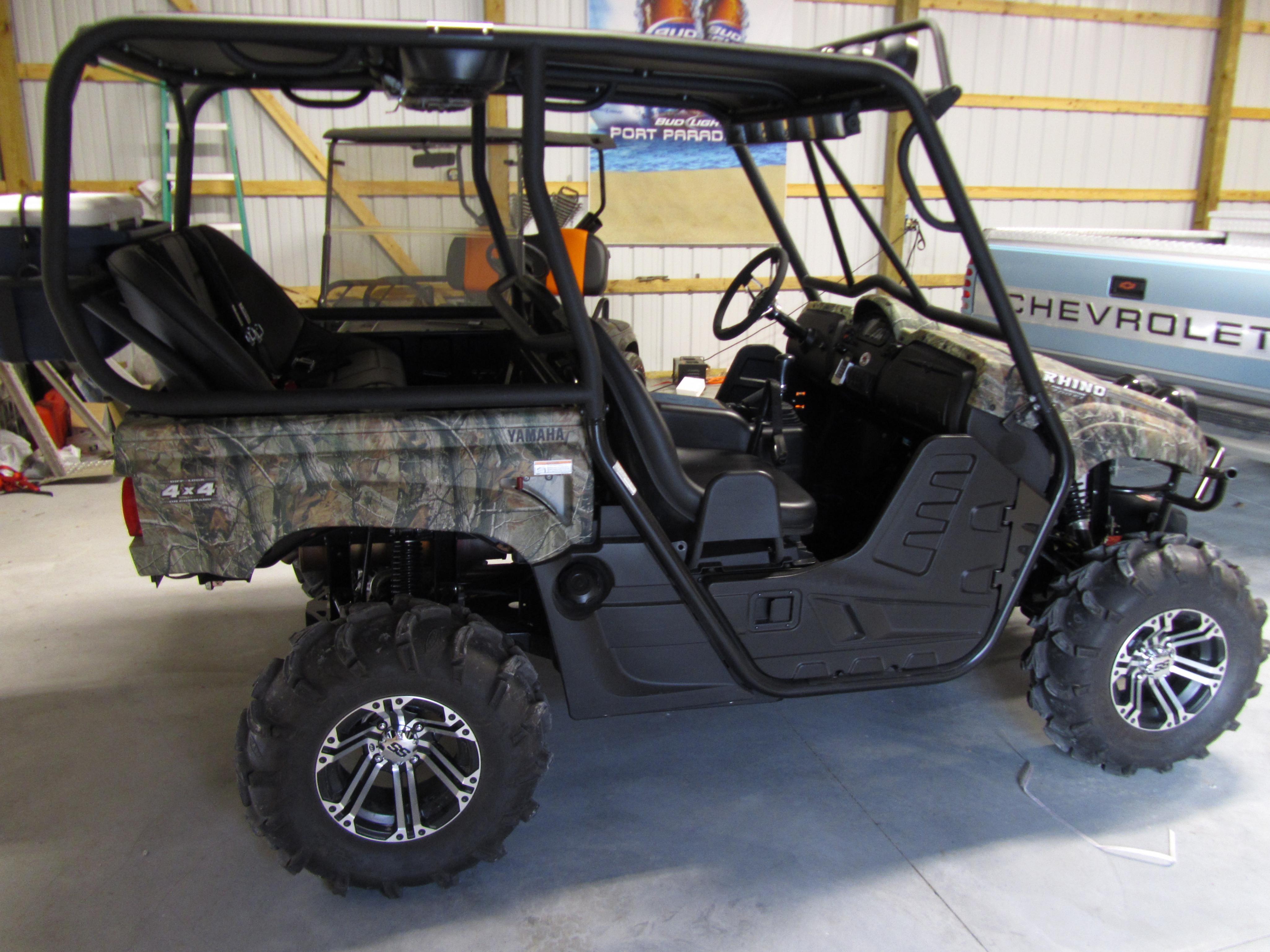 Yamaha Rhino Forums Tires