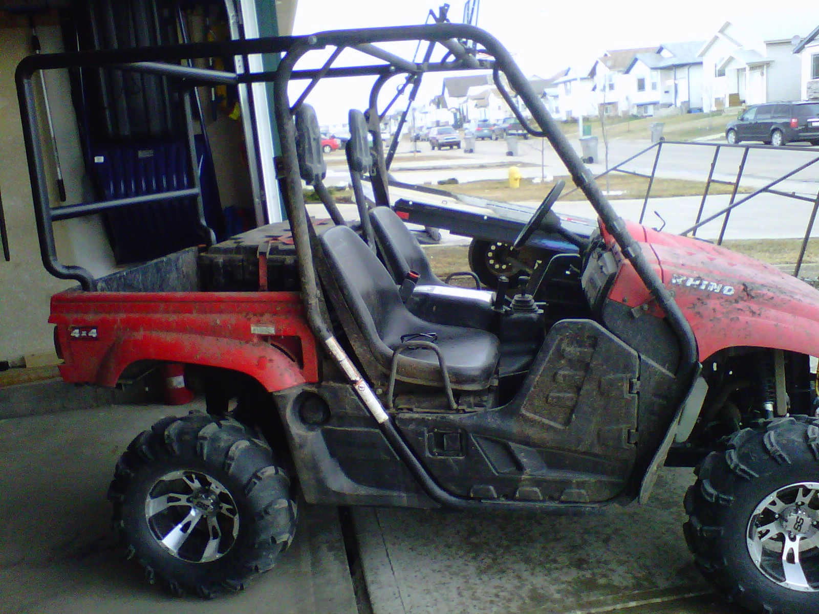 Cage Extension For Yamaha Rhino