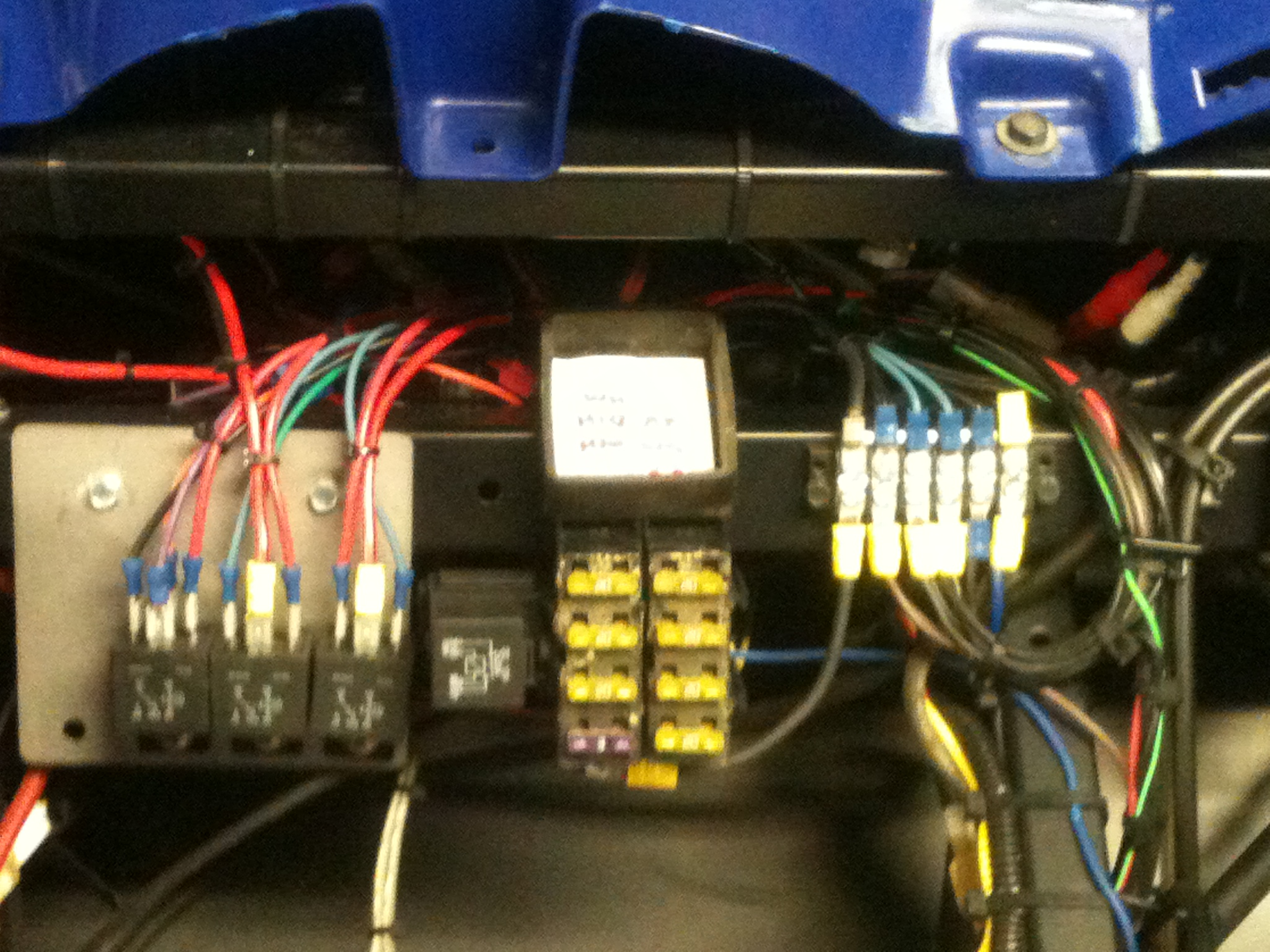 Yamaha Rhino Fuse Box Reinvent Your Wiring Diagram 5 Wire Regulator For And Gauge Help Forum Forums Net Rh Rhinoforums 2006