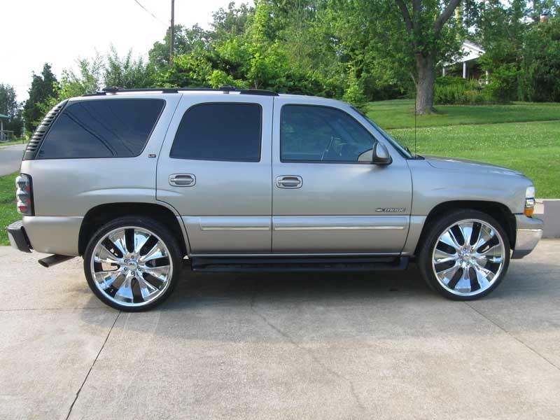 """Utv Tires For Sale >> 2000 chevy tahoe LT 4x4 26"""" wheels - Yamaha Rhino Forum - Rhino Forums.net"""