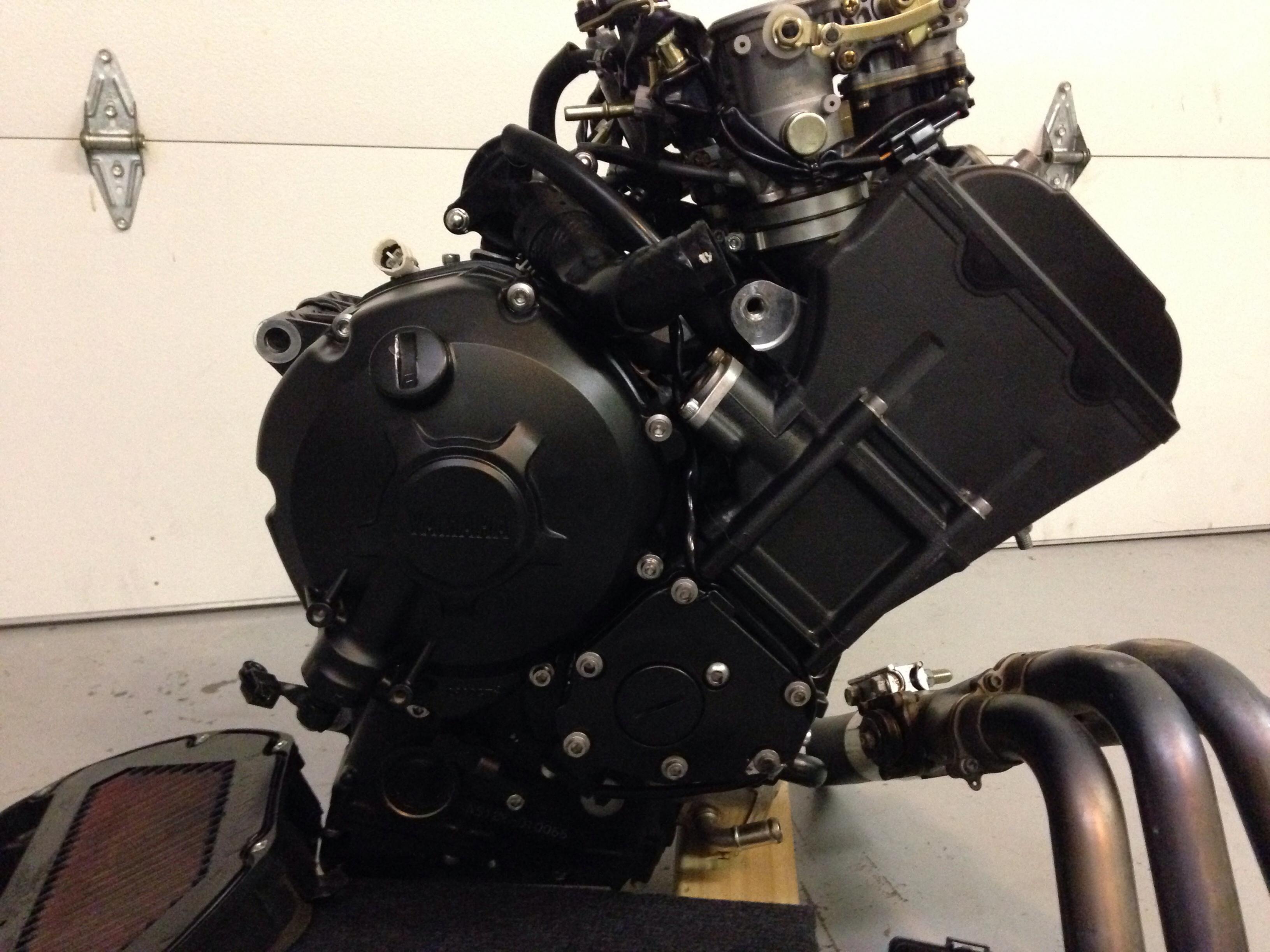 04-06 r1 yamaha motor/engine kit complete - Yamaha Rhino ...