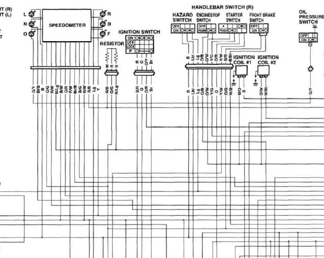 Wiring Diagram Yamaha R6 2008 : R wiring help yamaha rhino forum forums