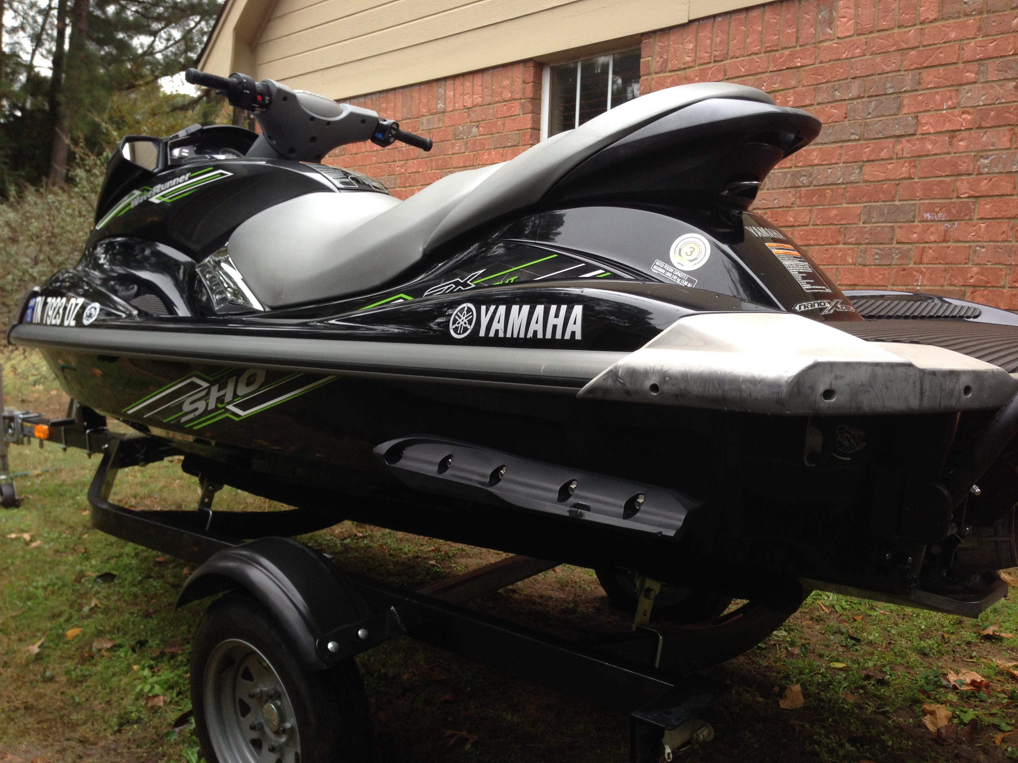 2009 yamaha waverunner fx sho 3 seater for sale yamaha