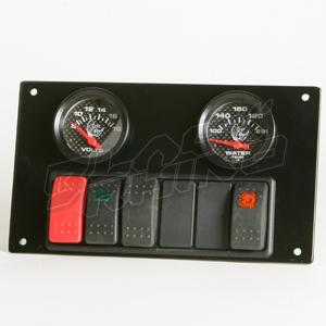 dash plate for switches-yamaha-rhino-side-x-side-utv-2-gauge-race-panel-black-black.jpg